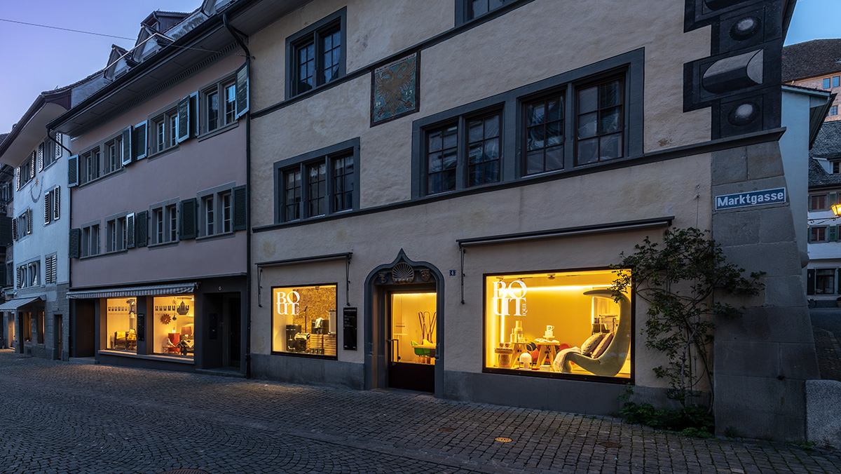 Designmöbel Showroom In Rapperswil Inneinrichtung Möbel
